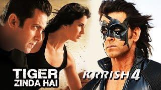 Salman's Tiger Zinda Hai Story Revealed, Hrithik's Krrish 4 In 2018