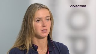 Элина Свитолина о подготовке к турнирам