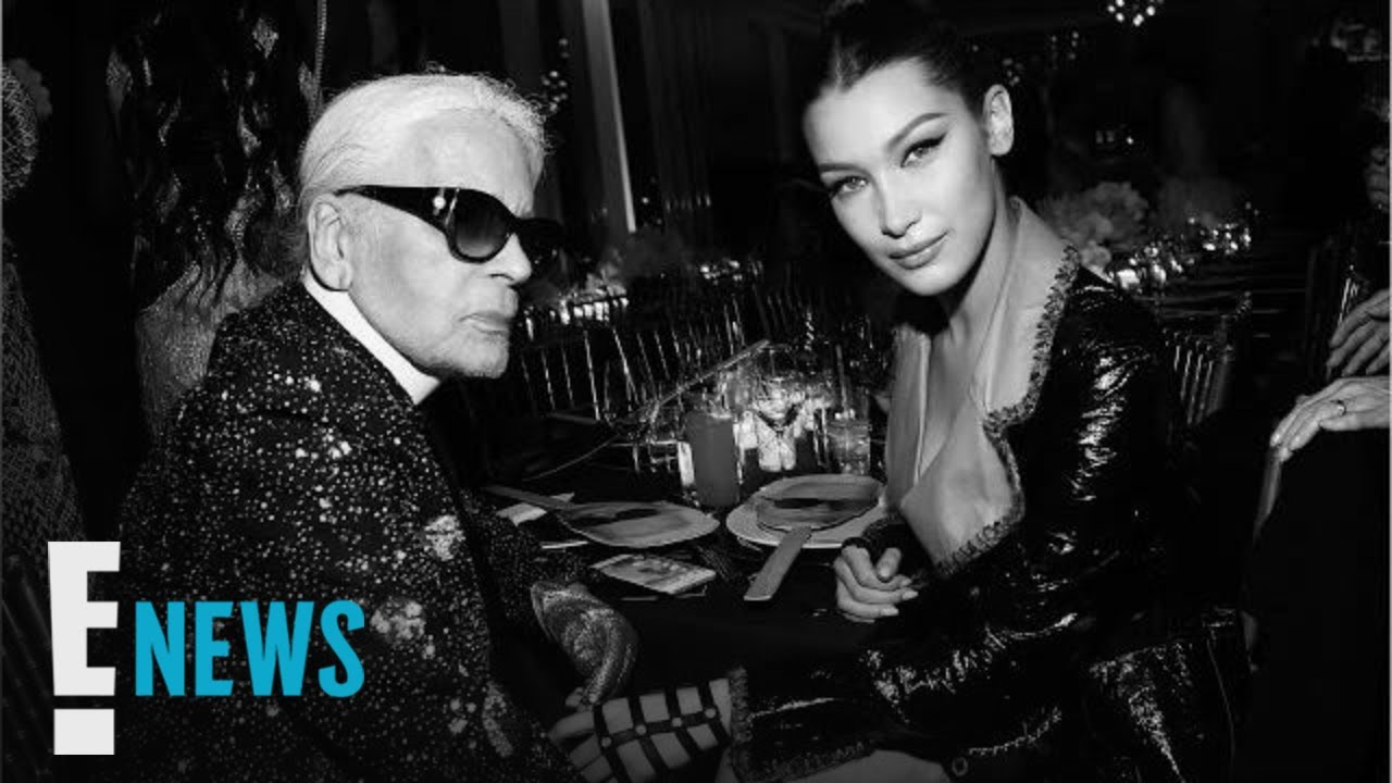 Celebs React to Passing of Karl Lagerfeld | E! News
