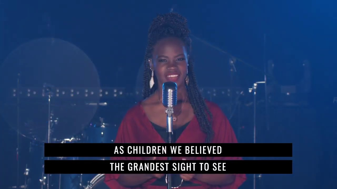 Trinity Anderson   Grown Up Christmas List Official Performance Video