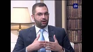 """المحامي قيس زيادين - مرشح قائمة """"معاً"""" في دائرة عمّان الثالثة"""