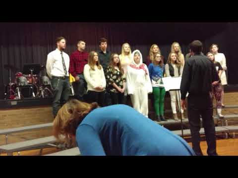 True Colors - Wetmore High School Choir