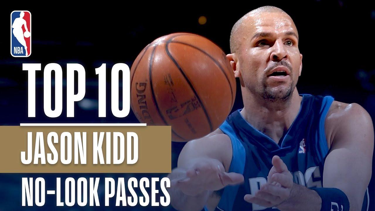 Jason Kidd - the future member of the NBA Hall of Fame 98
