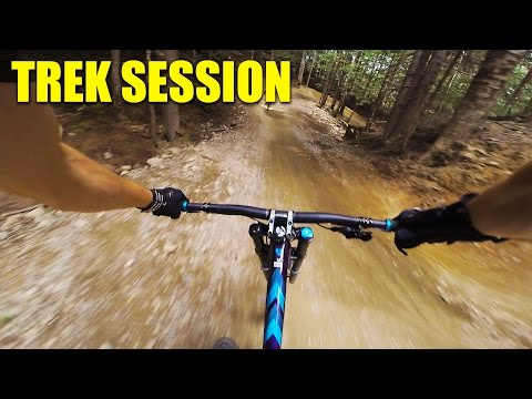 2015 Trek Session Park Edition - Whistler Bike Park DH