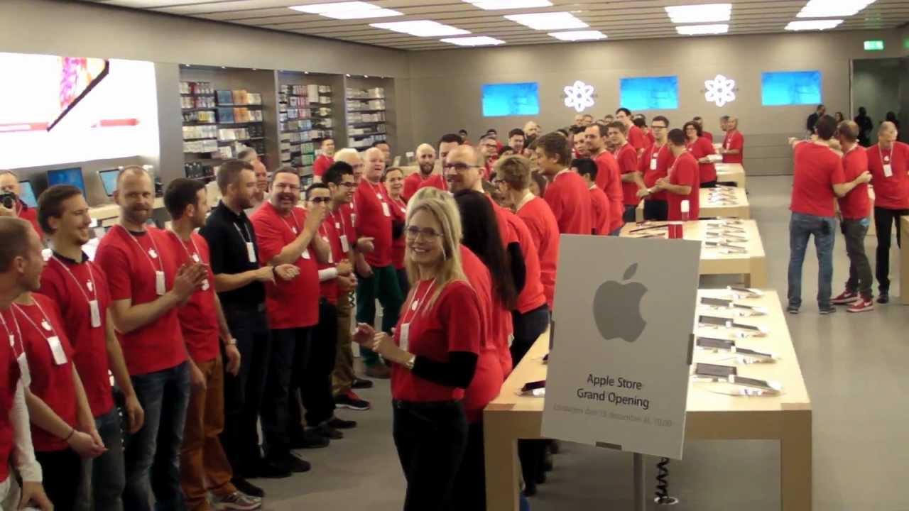 apple väla centrum