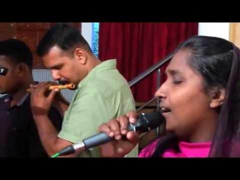 Yeshuvil En Thozhane kanden ......    singer Sis.  Jiji Sam