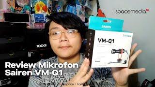 Review Mikrofon Sairen VM-Q1 | Ulanzi Smartphone Film Making Kit