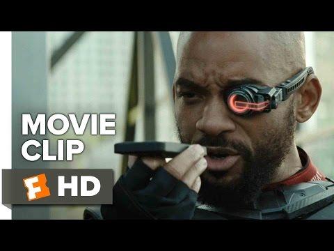 Suicide Squad Movie CLIP - No Money, No Honey (2016) - Will Smith Movie