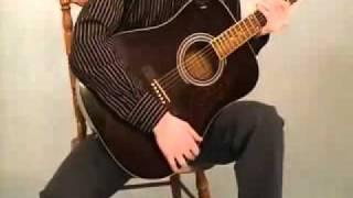 Видео-уроки игры на гитаре Урок 2