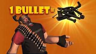 TF2: 1 Bullet = 1 Scrap