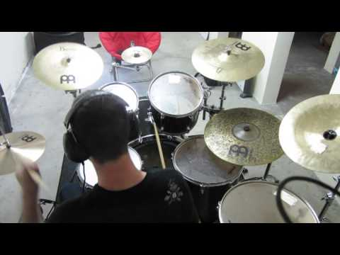Nothing's Wrong ?- Devildriver - drum cover