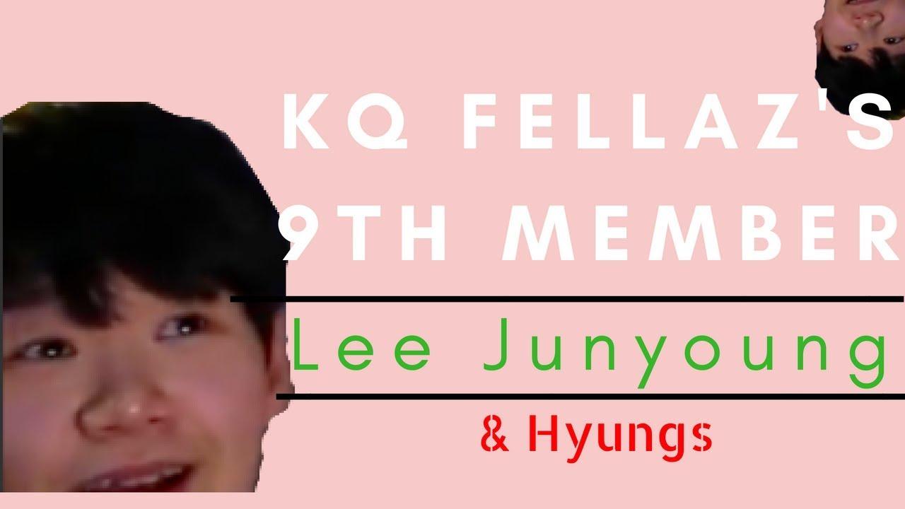 grande vente 24a08 3f98a ATEEZ/KQ Fellaz's EX-9th Member | Lee Junyoung & Hyungs