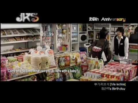 [Part 1] Movie 'Via lactea' Jang Keun Suk ๑۩۞۩๑ 20th anniversary