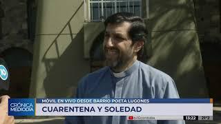 PASTORAL SOCIAL POR PEDIDO DE ASISTENCIA PSICOLÓGICA A MAYORES