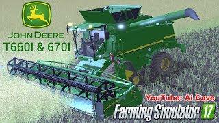 """[""""Farming Simulator 17"""", """"Farming Simulator 17 Mods"""", """"John Deere T660I"""", """"John Deere T670I"""", """"John Deere 630R"""", """"Ai Cave"""", """"FARMING SIMULATOR 2017"""", """"FARMING SIMULATOR 2017 Mods"""", """"FARMING SIMULATOR 17 Combines"""", """"Farming Simulator 17 Harvesters"""", """"Farmi"""