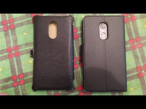 В чём разница между старыми и новыми чехлами для смартфонов на примере Redmi Note 4X