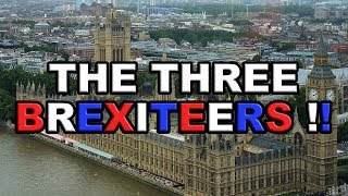 Brexiteer Trinity at the top of the Tories!