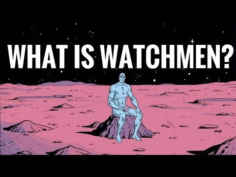 What is 'Watchmen'?: An Introduction and Review of the Classic Comic by  Alan Moore and Dave Gibbons