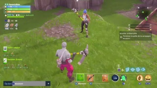 [FR] Fortnite exchange darme on saving the world