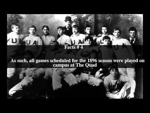 1896 Alabama Crimson White football team Top # 6 Facts