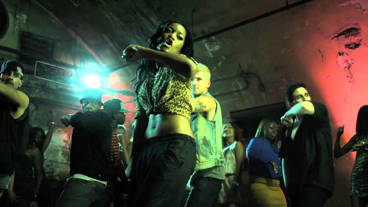 Keke palmer dancing - 2 part 2