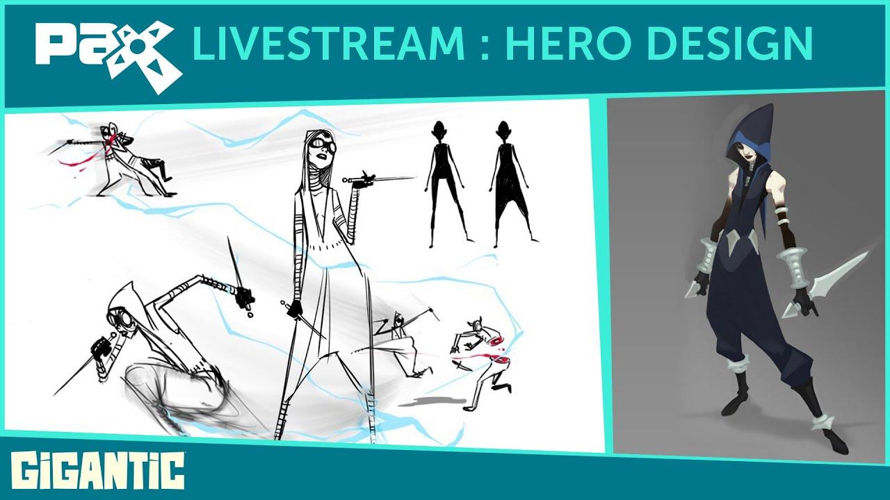 Overwatch Art And Design Panel