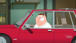 Family Guy - Peter Griffin - Happy (Pharrell Williams) and Iris (Goo Goo Dolls)