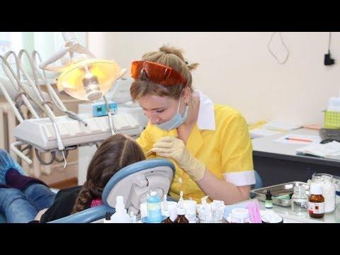 Няганская стоматологическая поликлиника отметила 30-летие