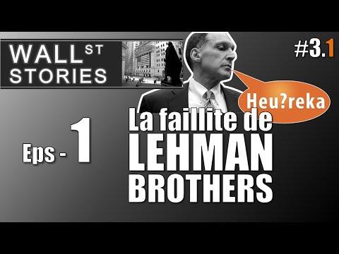 La faillite de Lehman Brothers (1/2) - Wall Street Stories #3 - Heu?reka