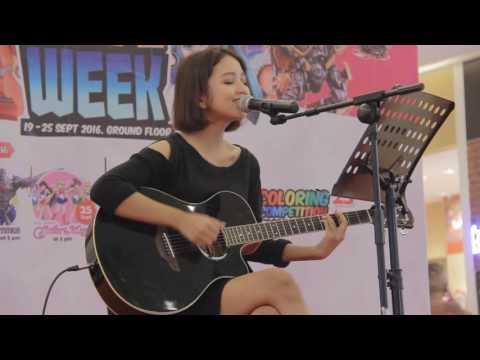 [LIVE] 2016.09.20 AYA Anjani - Ratu Sejagad (Vonny Sumlang cover)