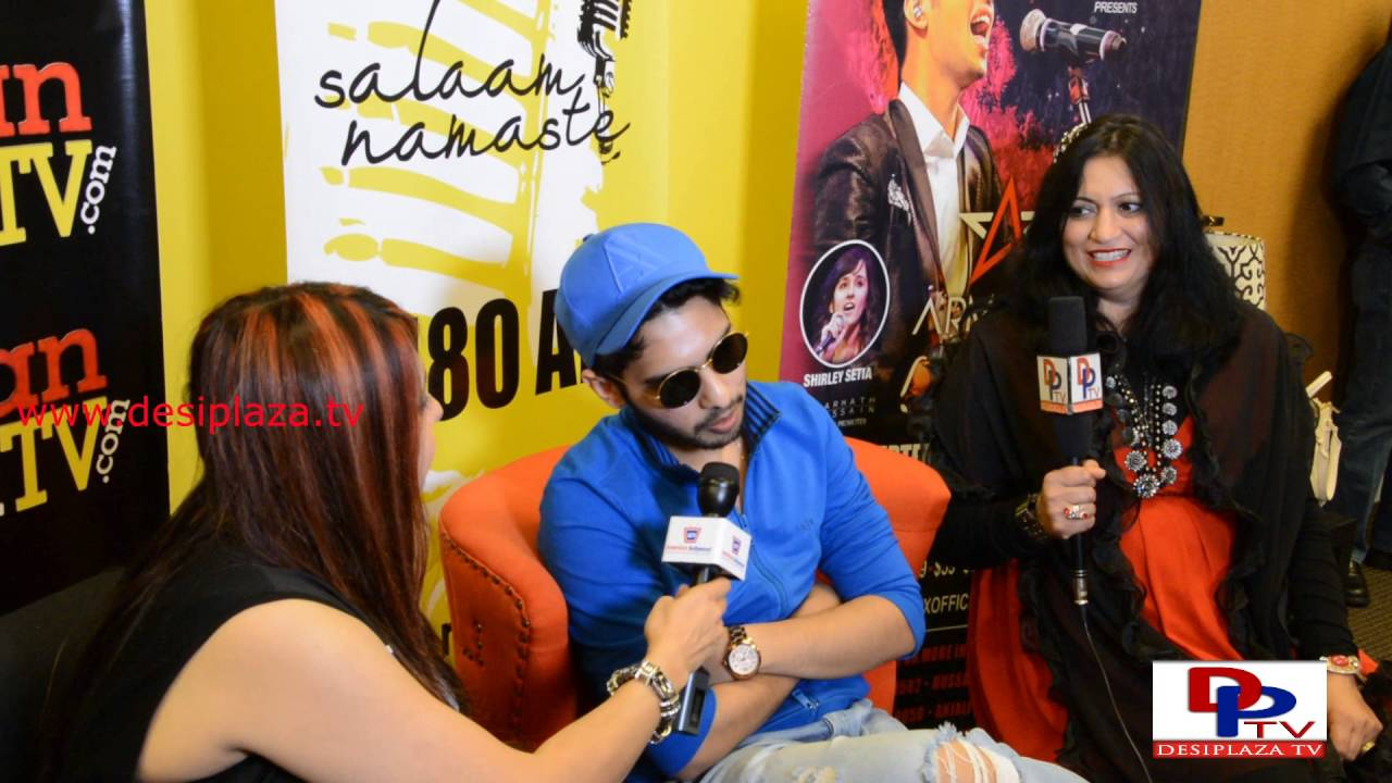 Armaan Malik Inviting everyone to attend Armaan Live in concert in Dallas