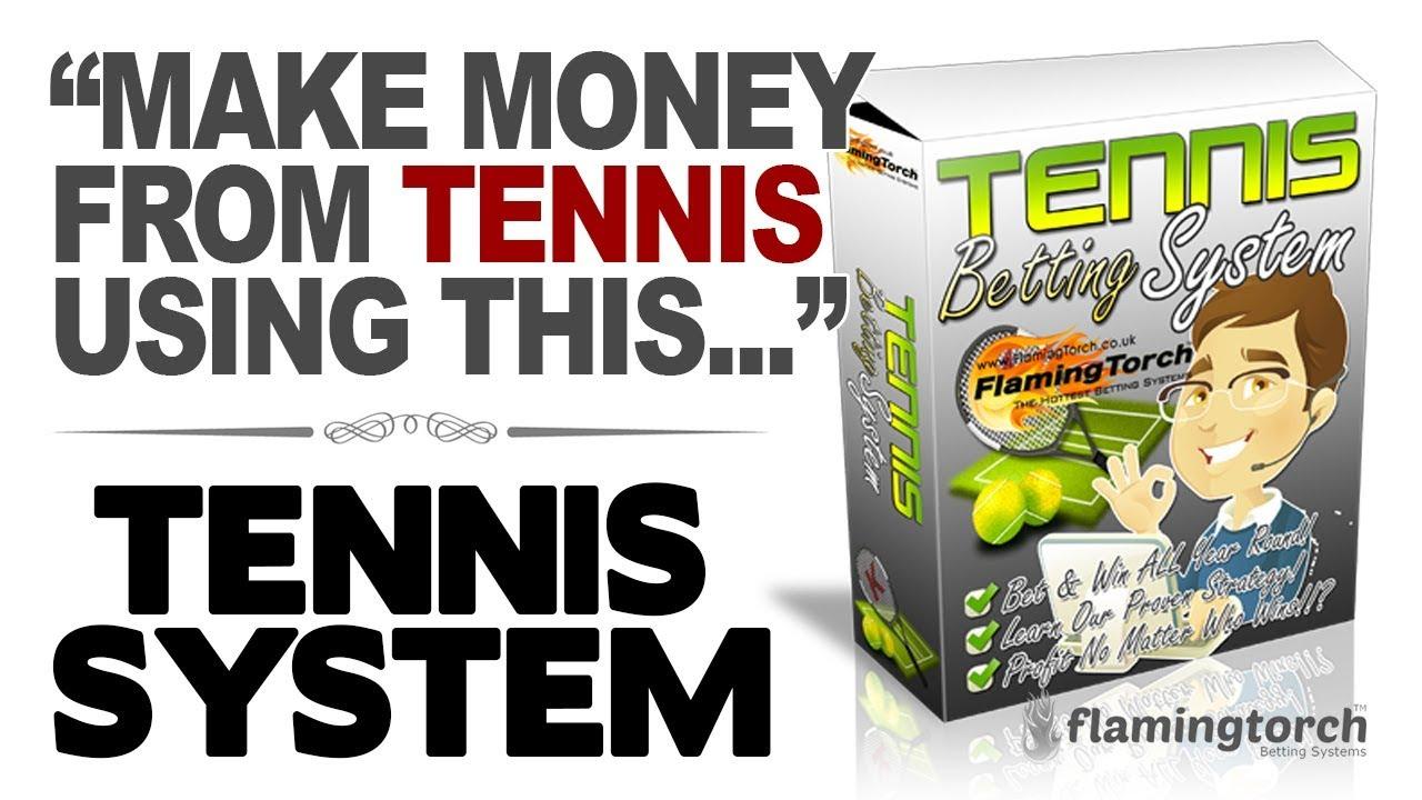 tennis system betting