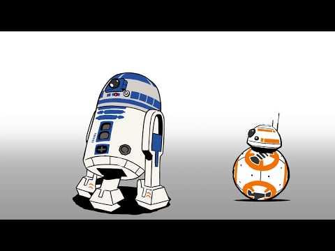 Star Wars : La Pause BB-8 - R2-D2