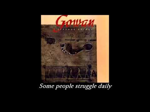 Lawrence Gowan  A Criminal Mind With Lyrics