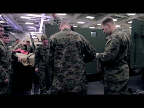 Roles in the Corps: Ground Supply Officer