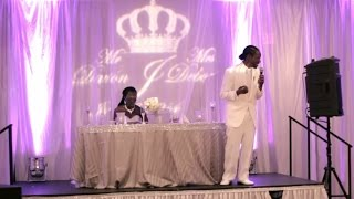 Holy Spirit Takes Over Wedding! (EX-Bisexual Testimony)