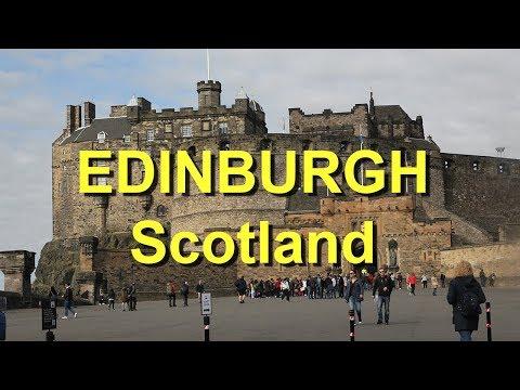 Edinburgh, Scotland, UK Summary