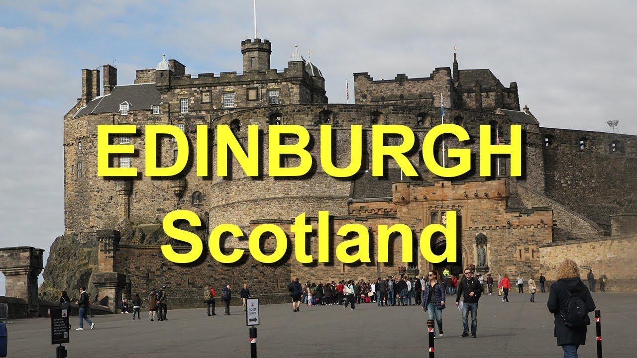 Edinburgh, Scotland, UK summary - YouTube