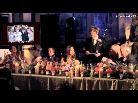 El discurso de boda: seguro que ningún invitado lo olvida