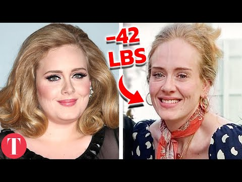 15 Famous People Lost Extreme Amount Of Weight