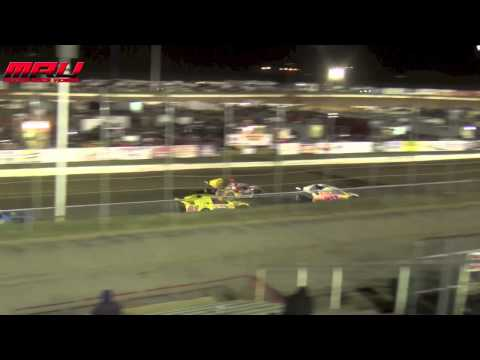 B-Mod A Main Night #1 at Cornhusker Classic at I-80 Speedway on October 11th
