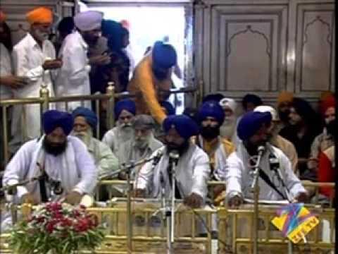 Mera Satgur Rakhwala Hoa - Bhai Gurcharan Singh - Live Sri Harmandir Sahib