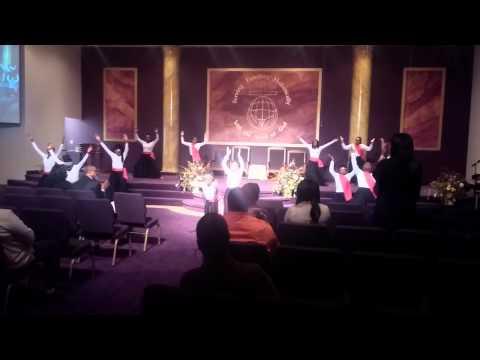 Dancers of Destiny - I Know The Plans- Martha Munizzi