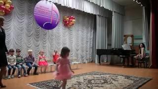 Открытый урок в музыкальной школе №1 г.Ставрополя