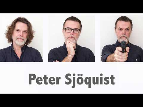 Peter Sjoquist Showreel (subtitles in English and Swedish)