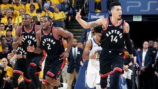 No Klay Game 3! Curry 47 Points! Raptors 2-1 Lead! 2019 NBA Finals