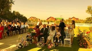 """Шоу """"Поющие гости"""" на свадебной церемонии)"""