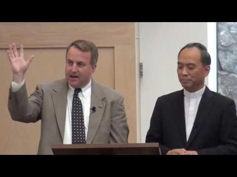 """(설교)2016.9.12 """"높이 들려진 손""""(Hands Held High)---Rev. William Montgomery(통역 김영봉 목사) 창립 9주년 기념 예배"""