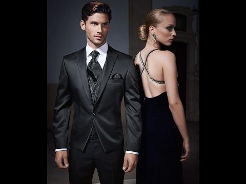 Лучшие класические деловые мужские костюмы 2017 года для свадьб и бизнеса  Современные костюмы тройк