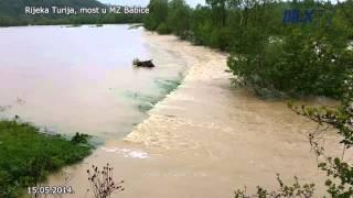 [Lukavac-x.ba] Poplave na području općine Lukavac, 15.05.2014